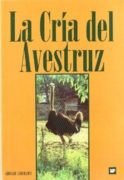 portada La Cria del Avestruz