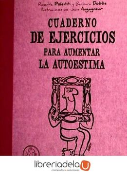 portada Cuaderno de Ejercicios Para Aumentar la Autoestima