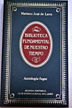 portada Antología fugaz