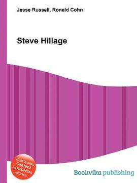 portada Steve Hillage (libro en Inglés)