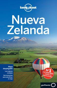 portada Nueva Zelanda 4 (Guías de País Lonely Planet)