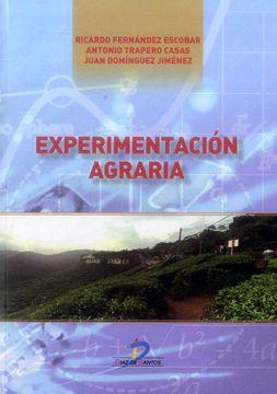 portada Experimentación Agraria