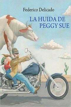 portada La Huída de Peggy sue