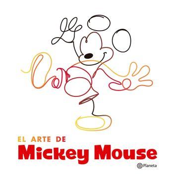 portada El Arte de Mickey Mouse