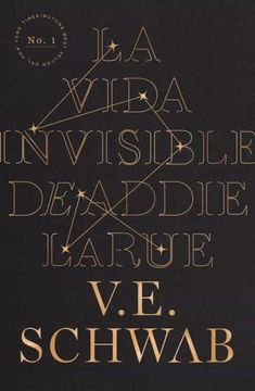 portada La Vida Invisible de Addie Larue