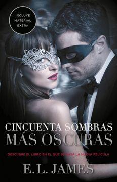 portada Cincuenta Sombras Mas Oscuras (edicion De Pelicula)