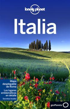 portada Italia 7 (Guías de País Lonely Planet)