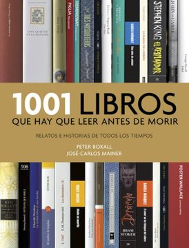portada 1001 Libros que hay que Leer Antes de Morir