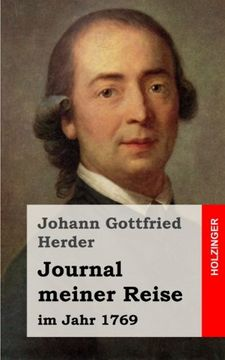 portada Journal meiner Reise: im Jahr 1769 (German Edition)