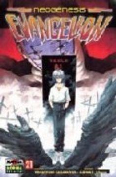 portada neogenesis evangelion #21