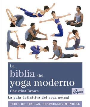 portada La Biblia del Yoga Moderno