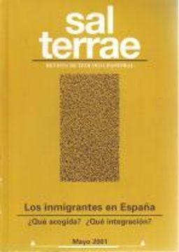 portada Sal Terrae, Revista De Teología Pastoral. Mayo 2001. Tomo 89 / 5 (N. 1045)