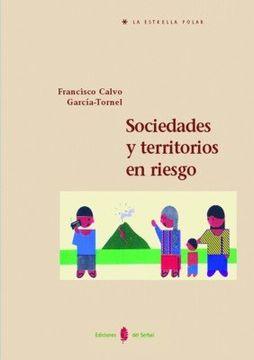 portada Sociedades y territorios en riesgo