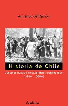 portada Historia de Chile