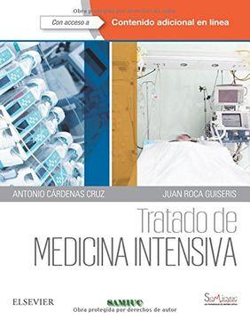 portada Tratado de Medicina Intensiva + Acceso web