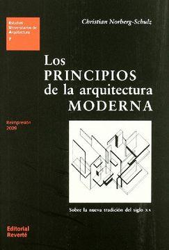 portada Los Principios de la Arquitectura Moderna