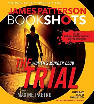 portada The Trial: A BookShot: A Women's Murder Club Story (BookShots)
