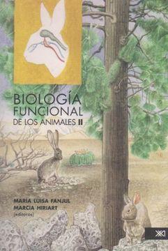 portada Biologia Funcional de los Animales ii