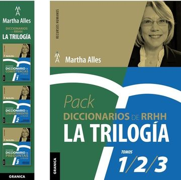 portada Pack Diccionarios de Rrhh: La Trilogia