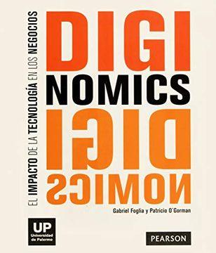 portada Diginomics: El Impacto de la Tecnologia en los Negocios