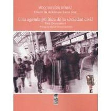 portada Una Agenda Politica de la Sociedad Civil: Foro Ciudadano ii