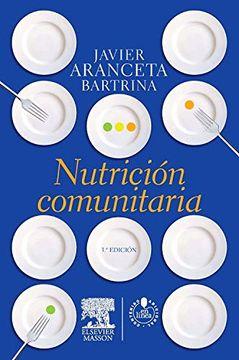 portada Nutrición Comunitaria - 2ª Edición (+ Studentconsult)