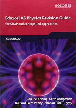 portada Edexcel AS Physics Revision Guide (Edexcel GCE Physics 2008) (libro en Inglés)