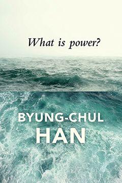 portada What is Power? (libro en inglés)