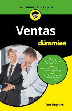 portada Ventas Para Dummies