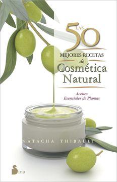 portada Las 50 Mejores Recetas de Cosmetica Natural