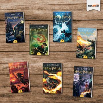 portada Harry Potter Pack