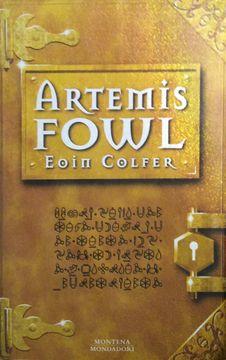 portada ARTEMIS FOWL (SERIE INFINITA)