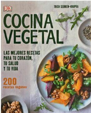 portada Cocina Vegetal. Las Mejores Recetas Para tu Corazón (Dk) (Td)