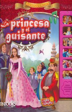 portada La Princesa y el Guisante