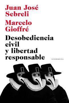 portada Desobediencia Civil y Libertad Responsable
