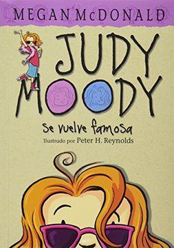 portada Judy Moody se Vuelve Famosa