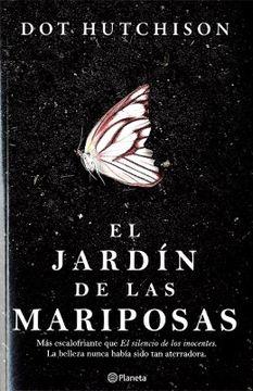 portada El Jardin de las Mariposas
