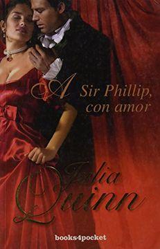 portada A sir Phillip con Amor