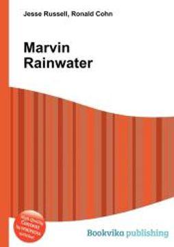 portada Marvin Rainwater (libro en Inglés)