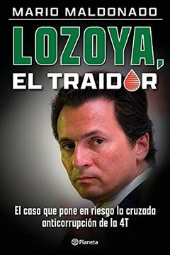 portada Lozoya, el Traidor