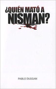 portada Quien Mato a Nisman