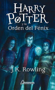 portada Harry Potter 5. Harry Potter y la Orden del Fénix (Nueva Edición, Tapa Blanda)