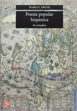 portada Poesía Popular Hispánica