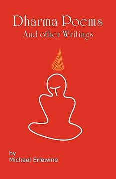 portada dharma poems and other writings