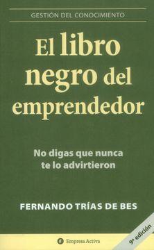 portada El Libro Negro del Emprendedor