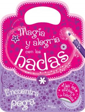 portada Magia y Alegría con las Hadas