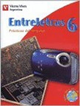 portada Entreletras 6 Vicens Vives (Practicas Del Lenguaje)