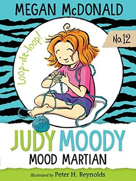 portada Judy Moody, Mood Martian (libro en Inglés)