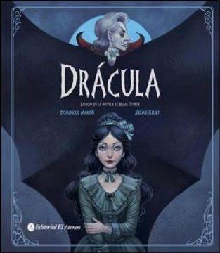 portada Dracula Ilustrado