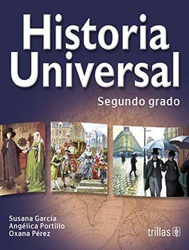 Libro Historia Universal 2. Secundaria, Susana Garcia